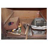 Aluminum Pans, Hardware & Locks