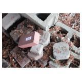 Small Stack of Patio Bricks & Blocks