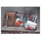 Trowels, Stapler, Paint & Drywall Tools