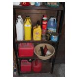 Automotive Fluids & Fuel Cans