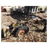 Bolens Ride Master lawn tractor