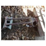 Gibson Tractor Plow