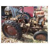 Gibson Tractor - w/ Steering Wheel