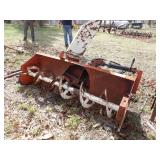 "3pt George White 76"" Snowblower"