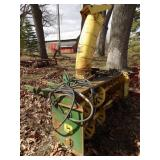 John Deere Belly mount PTO snowblower