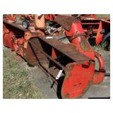 "Gravely 30"" snowblower attachment"