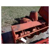 "Gravely 48"" snowblower attachment"