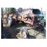 Alice Chalmers CA tractor