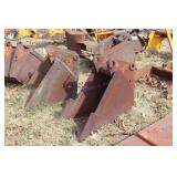 "Backhoe bucket 21"" with 4 tooth Trenching bucket"