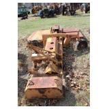 Woods 5106 - 3pt Ditch Bank mower
