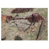 "Lowe Mfg. co. hydraulic 18 "" auger head"