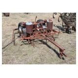 2 Row Corn Planter