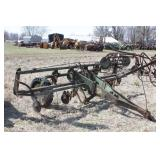 John Deere 494A Planter Frame & Wheels