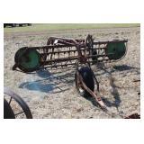 John Deere Model 640 Hay Rake