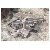 Misc Farm Imp. Parts - Seat, Crank, Steering Wheel