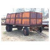 Helix chop wagon