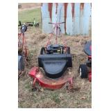 "30"" Soviern high wheel mower"