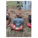 "Tuff-Cut 22"" high wheel mower"