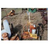 Hahn West point Verticut thresher