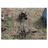 5hp Cable Drive auger