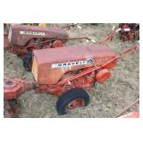Gravely Super Convertible w/ tiller attachement