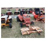 Gravely 8123 tractor