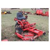 Gravely zero-turn front mower