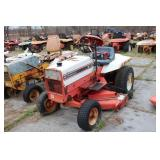 Gravely 812 Tractor