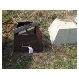 2pc cement form & barrier block