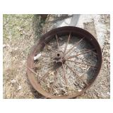 "35"" wagon wheel"