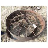 "48"" Double wagon wheel pairs"