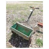 Scotts precision flow drop seeder