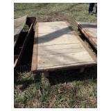 "53x27"" platform cart"