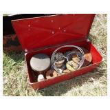 Soldering kit  & tool box