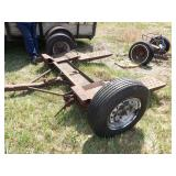 automotive 2 wheel car dolly