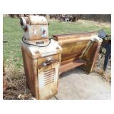 Rockwell wood lathe