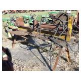 Speeco 3pt Log splitter