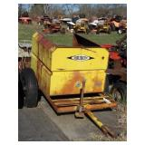 Thuron bagger trailer cart