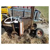 Bolens 1050 riding lawn tractor for parts