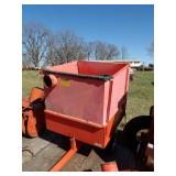 Ingersoll 2 wheel Vacuum cart