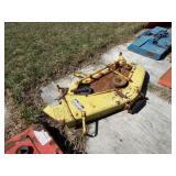 "John Deere 48"" lawn mower deck"