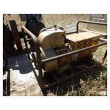 Kohler 3500W generator. 120 or 240v