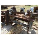 Sears & roebuck 10128910 Lathe on table