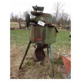 RA Lister & Co feed grinder / roller