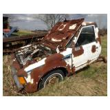 1981 Datsun pickup for parts