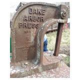 Dake arbor press #1