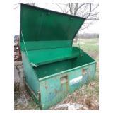 Greenlee tool lock down toolbox / Jobsite box