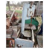 Work-o-Matic Bandsaw