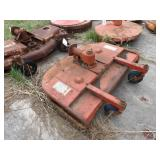 "Gravely 40"" mower"