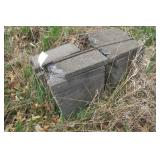 Paver blocks 45pcs+  16x8.5x2""